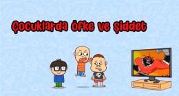 Çocuklarda öfke ve şiddet